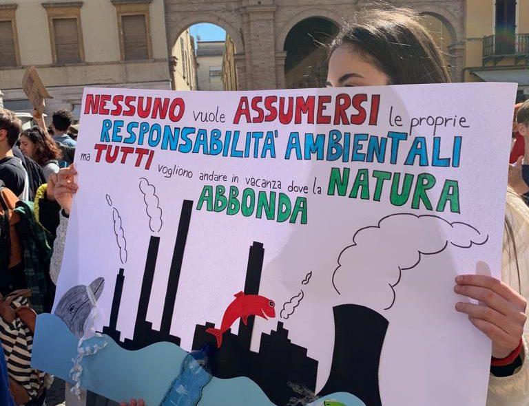 #FRIDAY FOR FUTURE: La Terra chiama e Rimini risponde